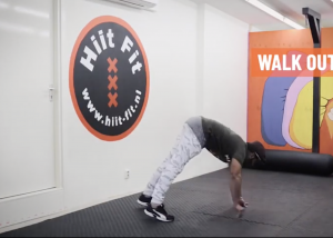 home workout 6 hiit fit